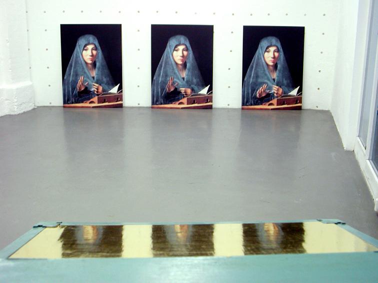 Die Vorleserin (Silence), 2003