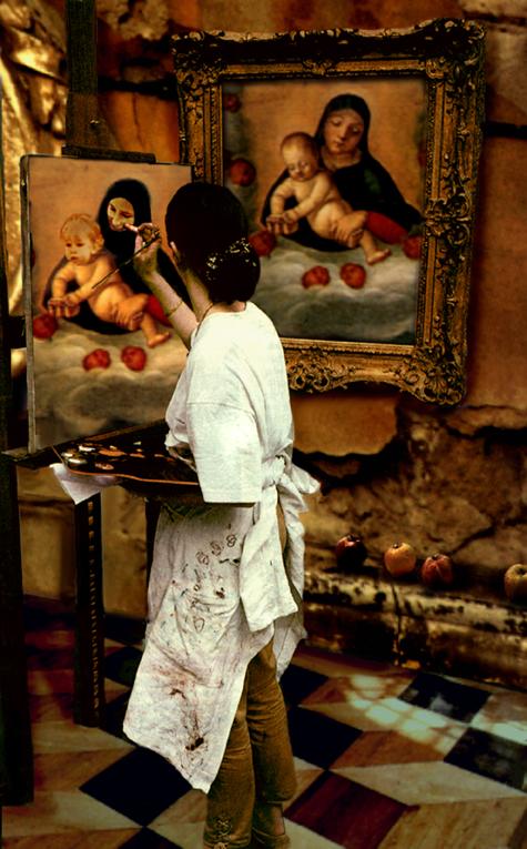 Carpaccio, Giorgione und Tiepolo lV