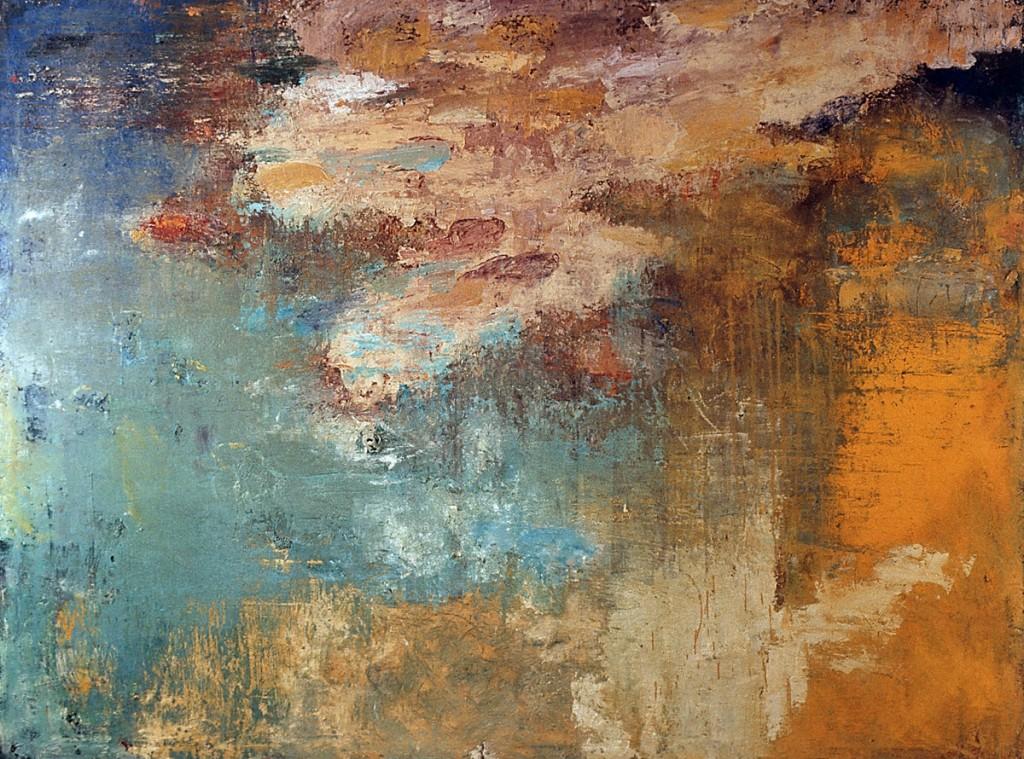 Malerei, Öl auf Leinwand, 200 x 270cm, 1996