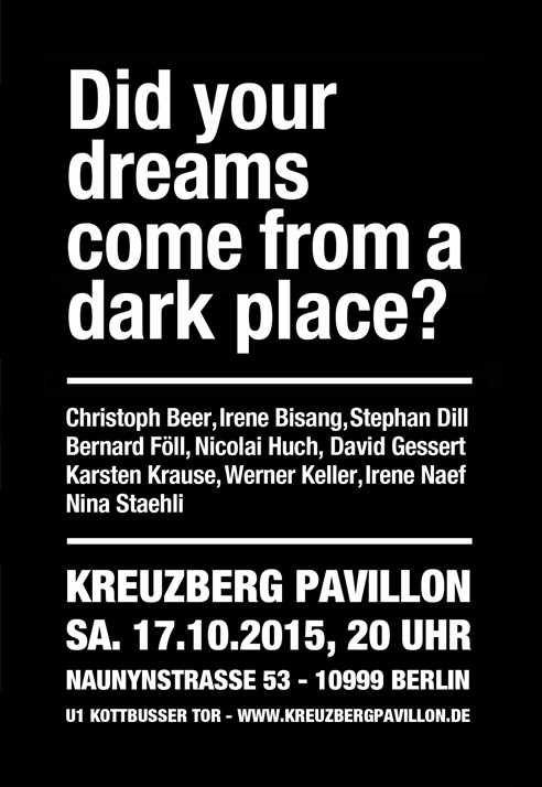 Irene Naef im Kreuzbergpavillon Berlin
