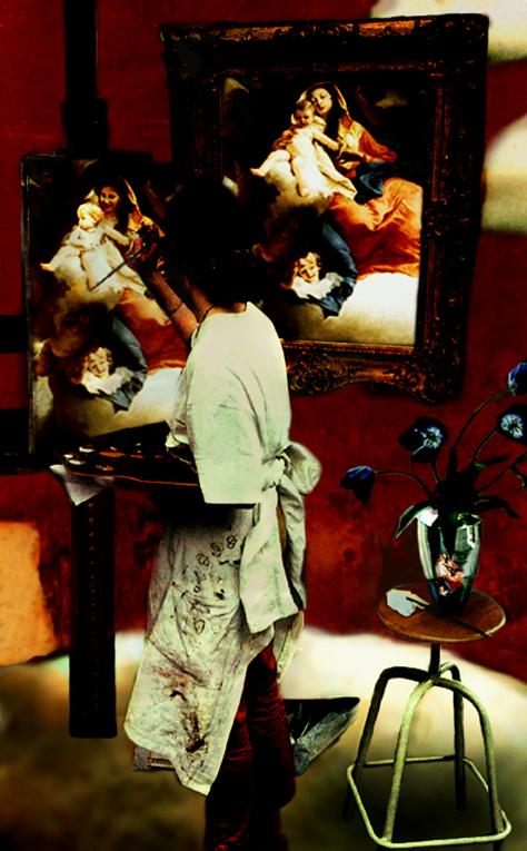 Carpaccio, Giorgione und Tiepolo ll