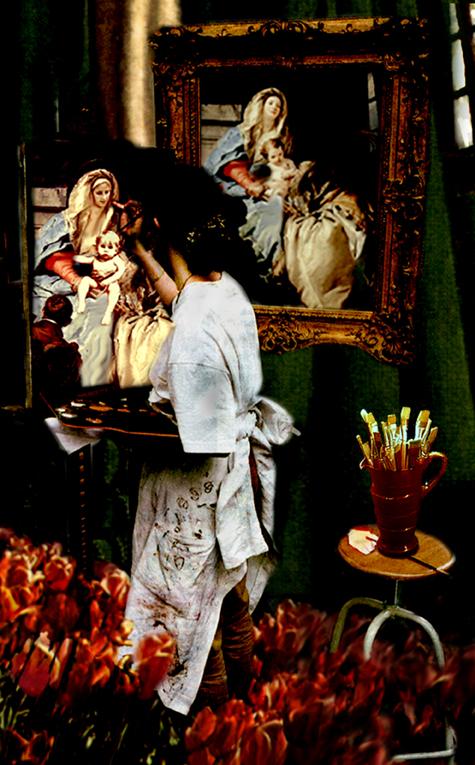 Carpaccio, Giorgione und Tiepolo l
