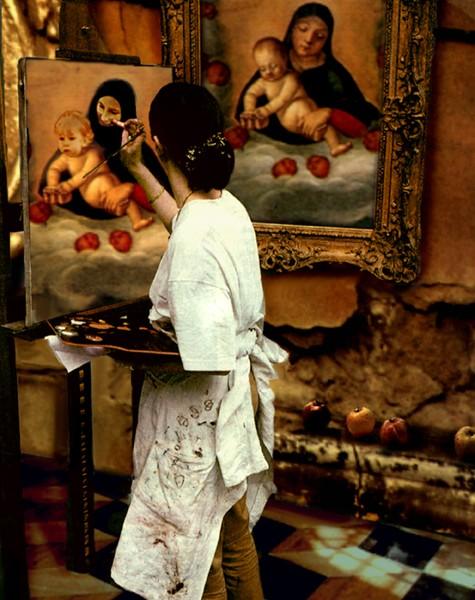 Irene Naef - Carpaccio, Giorgione und Tiepolo
