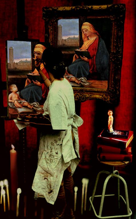 Carpaccio, Giorgione und Tiepolo lll