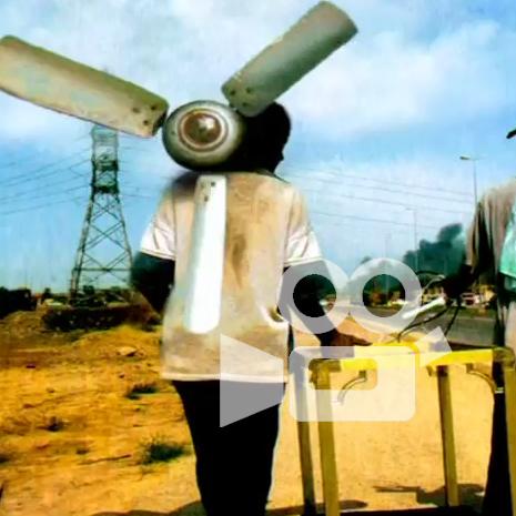 Irene Naef - Im Schatten des Windes, 2003