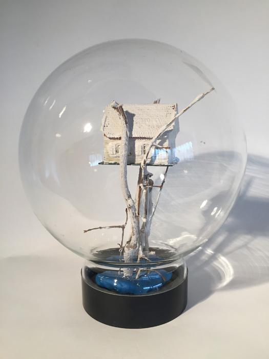 Dreamsphere 14, Durchmesser 20cm, 2017