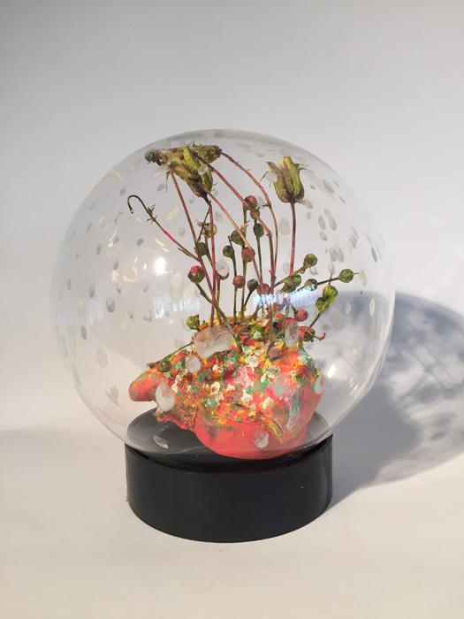 Dreamsphere 1, Durchmesser 16cm, 2017