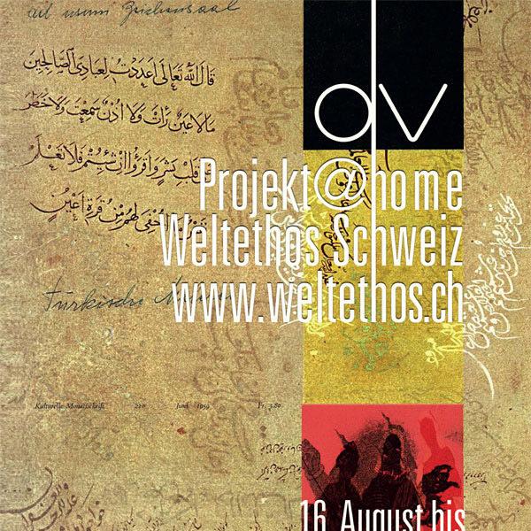 Irene Naef - Cover Magazin Projekt Home