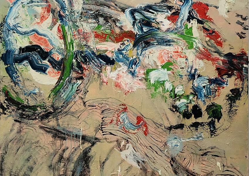 Irene Naef - Einfach Farbe 2019