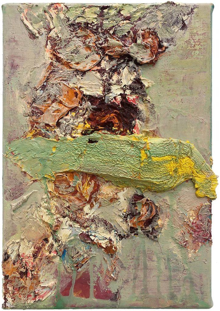 """20) 29.7 x 21cm; Bild aus der Serie """"Einfach Farbe!""""; 2019"""